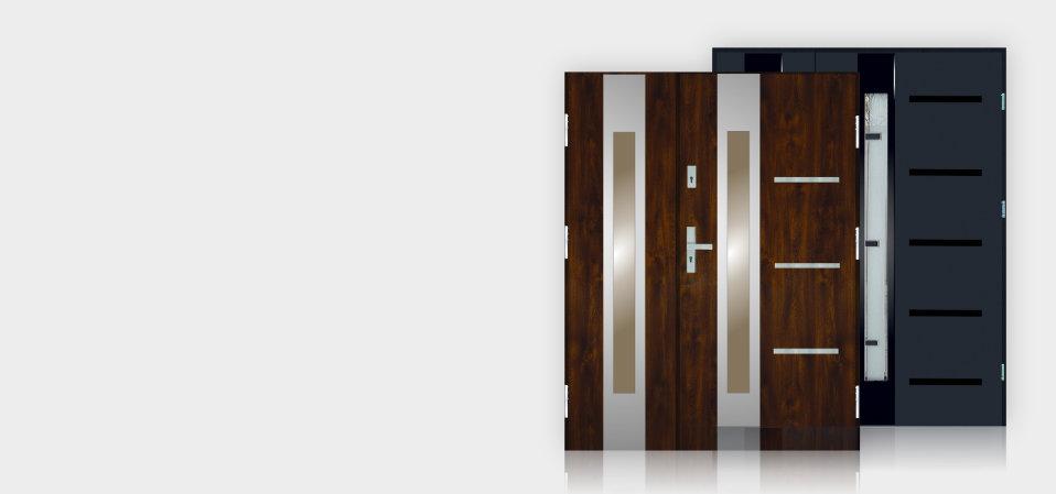 Drzwi dwuskrzydowe